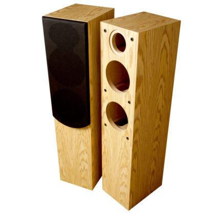Корпуса колонок, корпуса акустики